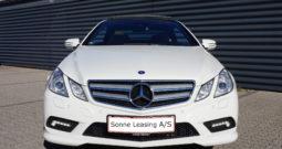 Mercedes Benz – E 350