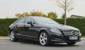 Mercedes CLS350 CDI full