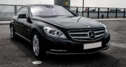 Mercedes Benz – CL 500