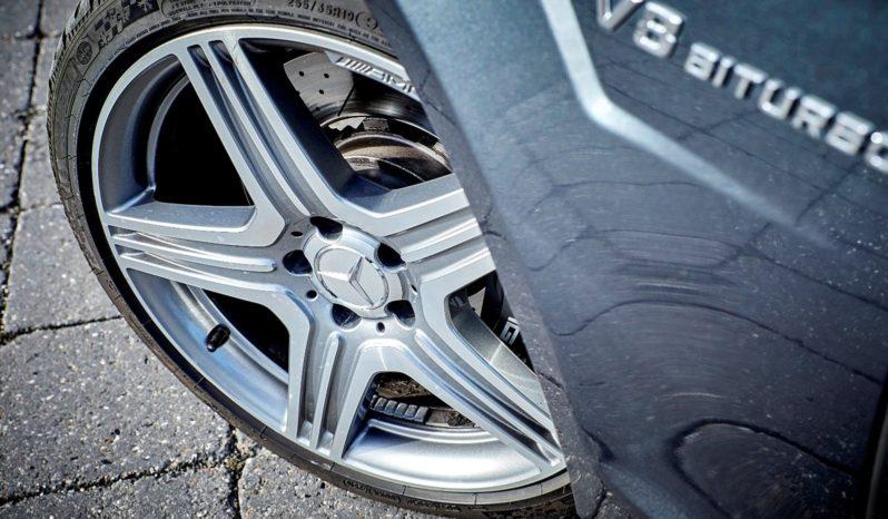 Mercedes Benz – CLS 63 AMG full