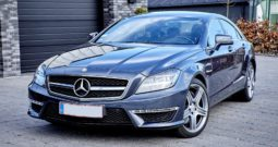 Mercedes Benz – CLS 63 AMG