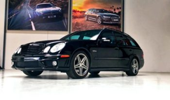 Mercedes Benz E63 AMG Avantgarde full