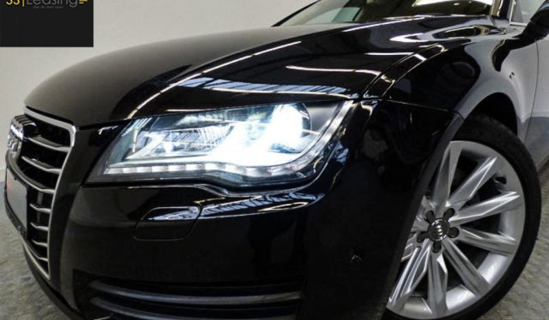audi a7 2013 3,0 TDi flexleasing full