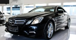 mercedes-benz e-350 2009 3.5 CGI flexleasing