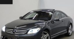 mercedes-benz cl-500 2010 5.5 AMG Sport flexleasing