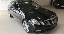 mercedes-benz e-220 2010 2.2 CDi Avantgarde flexleasing