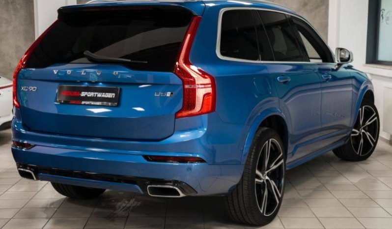 volvo xc-90 2016 R-Design flexleasing full