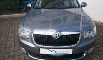 skoda superb 2013 2.0 TDi DPF DSG flexleasing full