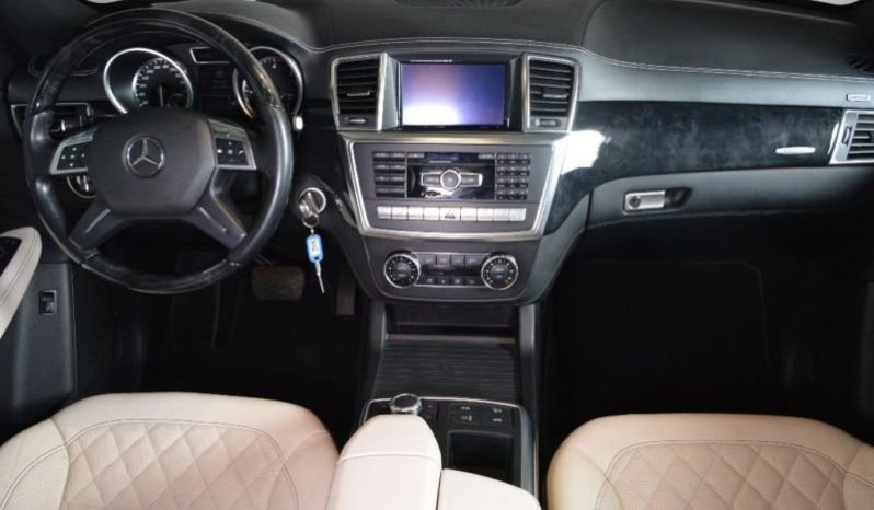 mercedes-benz ml-350 2012 BlueTEC 4MATIC G-TRONIC flexleasing full