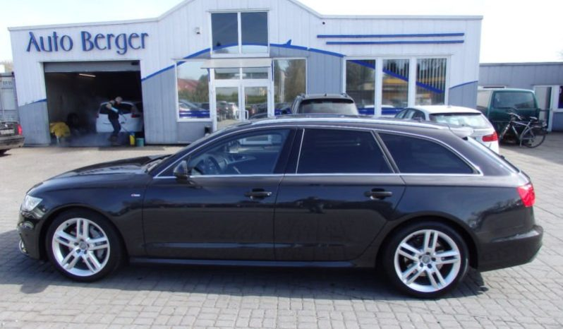 audi a6 2012 3.0 BiTDi V6 Quattro Tiptronic flexleasing full