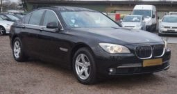 bmw 730 2010 Steptronic DPF flexleasing