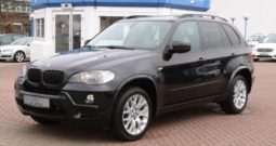 bmw x5 2007 3.0d DPF flexleasing